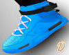 Icey Blue Sneakers 2.0