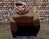 Guys Wool Sweater