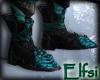 E~ Dragon Slayer Blue bo