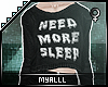 !MB! More Sleep Sweater