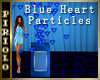 Blue Heart Particles