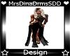 DD! Black Gown