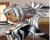 tiger stripe hair olivia