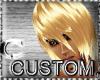 CcC custom 3 hair GOLD