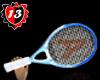 #13 Racket - L-BLUE