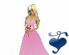 Levi's pink wed. dress