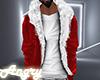 Fur Coat Santa