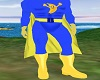 Ryan's Banana Man suit