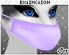 #furry mask: purple