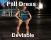 [BD] Fall Dress