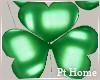 Green Clover Balloons
