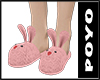 Bunny Slippers-PINK