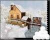 Windmill under the snow