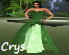 St. Patrick Gown