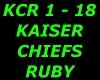 Kaiser Chiefs ~ Ruby