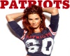 Patriots Girl Poster