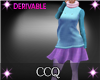 [CCQ]Derv Sweater/Skirt
