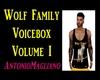 Wolf Family VBox Vol 1