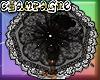 """CHP"" black lace"