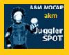 Juggle SPOT