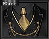 *Kc*Black Gold suit