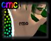 CMC* Emo Hand Tat