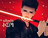 Jedi + Red Saber Avi M