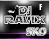 *SK*DJ RAVIX HOODYF