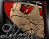 [L] Polo Khakis w/Red