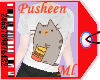 ʍɭe Pusheen Top