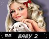 CUTOUT baby girl 2