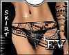 EV Chained Up Skirt