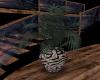 Green Plant, Silver Pot