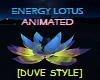 ENERGY LOTUS ANIMATED