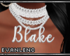 BLAKE CUSTOM NECKLACE