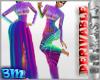 BBR BM Dress & WavySkirt