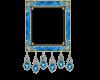 blue gem frame