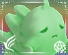 Ghost Chibi Green