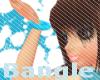 [s]BubbleGumBlueBangle