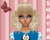 SE-Blonde Massive Curls