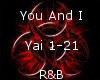 You And I -R&B-