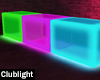 Club LED Couch