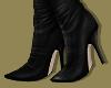 Black Knife Boots