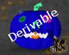 Steampunk Pumpkin Derive