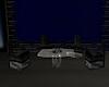 HB* Lthr/Marble Seating