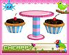 Vanilla Cupcake Chairs