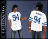 (F) Cowboys 94 white