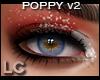 LC Poppy Smokey Red Eyes