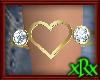 Heart Bracelet April
