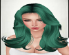 Maisa Green Hair
